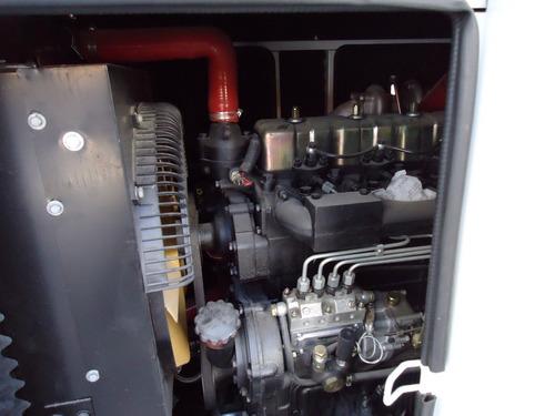 planta de luz/generador zakka 40 kw 60 kva 127/220 v nueva