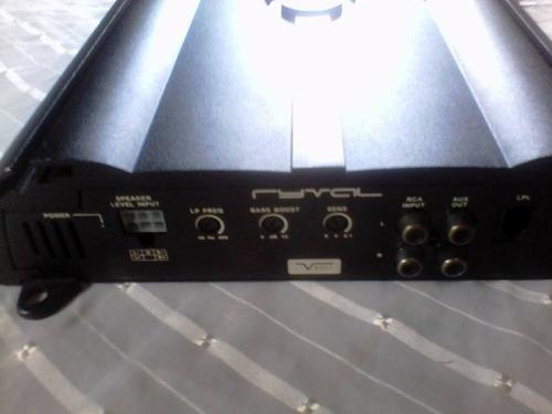 planta de musica de carro monoblock 2000w