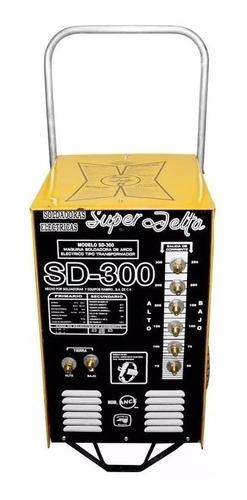 planta de soldar delta 300 amp c/carro