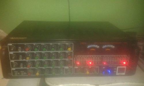 planta de sonido casera