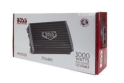 planta de sonido monoblock ar3000d boss 3000  watts nueva