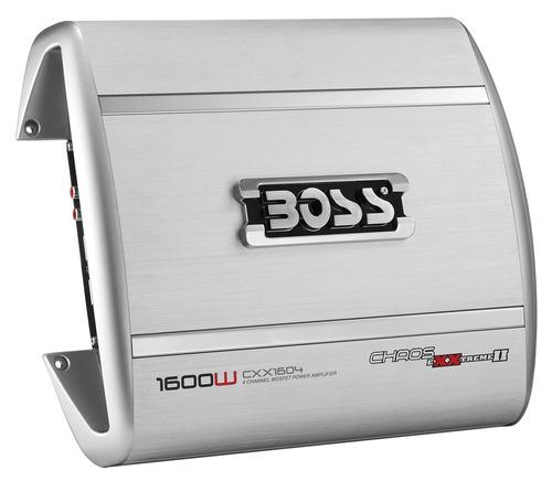planta de sonido para carro boss chaos 1604 1600w 4 canales