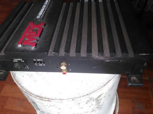 planta de sonido para carro marca mtx