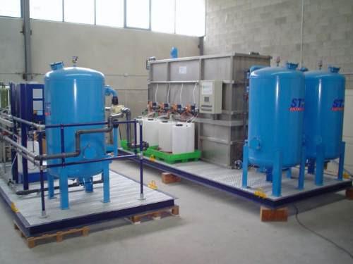 Planta de tratamiento de agua potable precio kinked - Tratamiento de agua ...