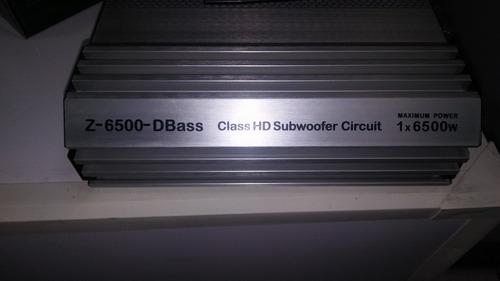 planta digital comando de bajo de 6500w cel.829 962 9247