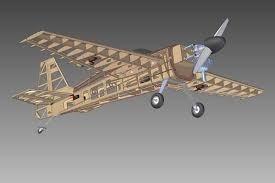 planta do aeromodelo extra 230
