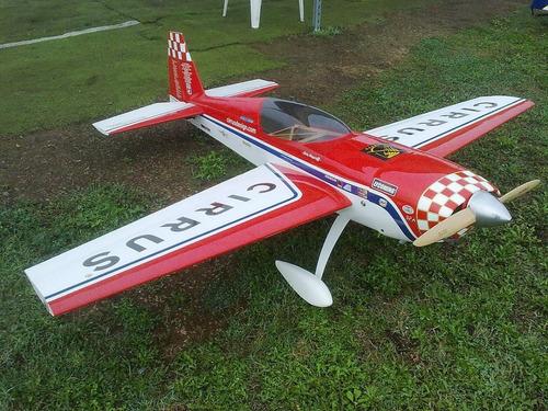 planta do aeromodelo extra 300s great planes
