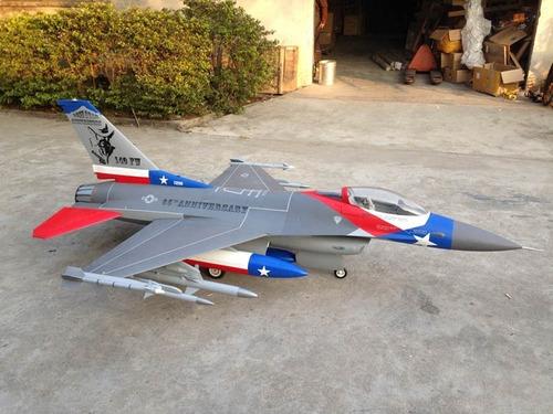 planta do aeromodelo jato f-16 scale 1/7 - corte a laser