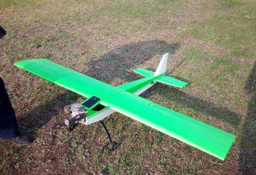 planta do aeromodelo treinador corte a laser - frete grátis