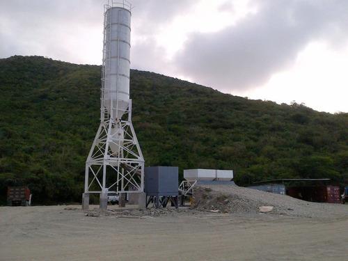 planta dosificadora de concreto pragmacero c60