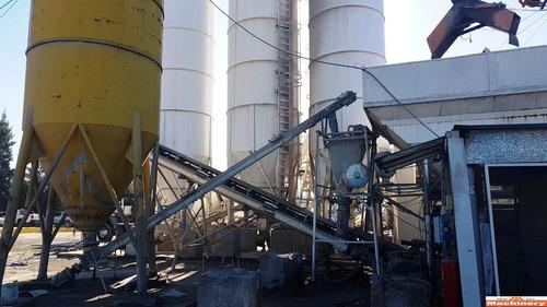 planta dosificadora de hormigón calvo (id509)