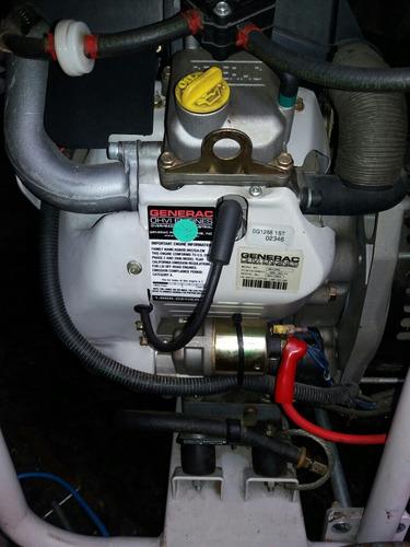 planta electrica 18kva generac a gasolina (made in usa)