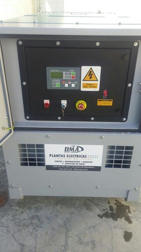 planta electrica 30kw kubota nueva