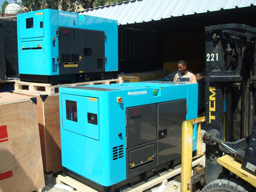 planta electrica 30kw nueva