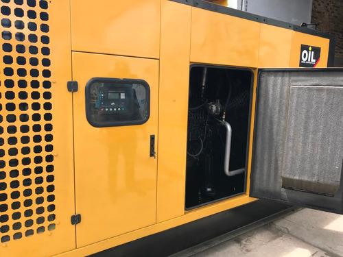 planta eléctrica 311 kva diesel poco uso john deere 2011