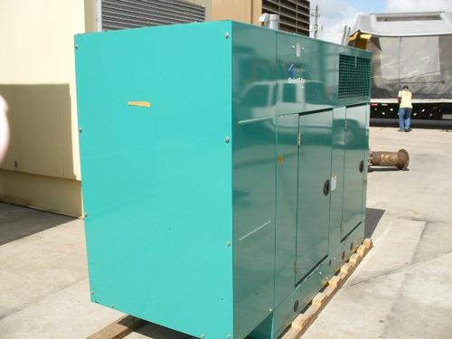 planta electrica 40kw usada, pocas horas de uso