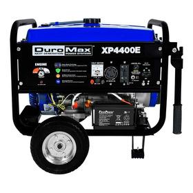 Planta Eléctrica 4400 Watt 4kva 120/240v 30 Amp Duromax