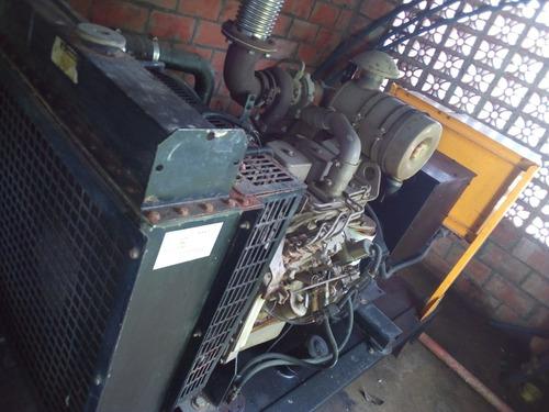 planta electrica 52kva con factura