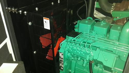 planta electrica 60 kw cummins / generador stamford
