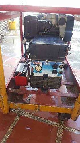 planta electrica 7.5kva domosa motor lombardini diesel