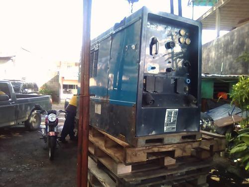 planta eléctrica big blue 400