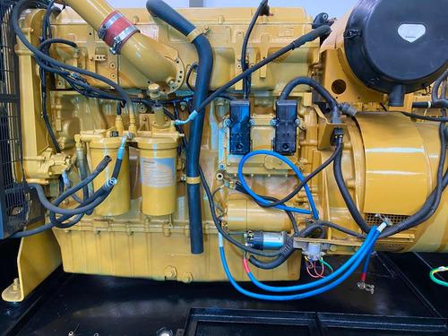 planta eléctrica caterpillar c13 diésel de 475 kva