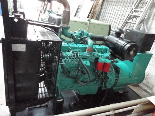 planta electrica cummins 120 kva