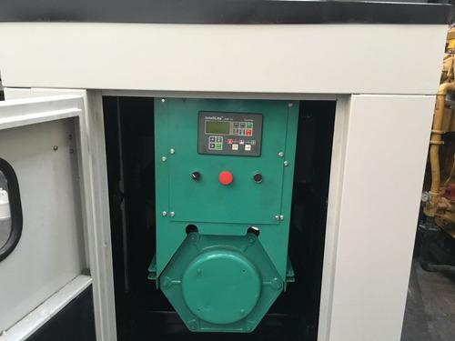 planta eléctrica cummins 50 kva original