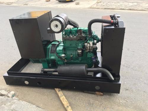 planta electrica  diesel 40 kva