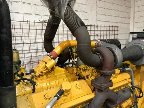 planta eléctrica diésel 937 kva muy poco uso detroit