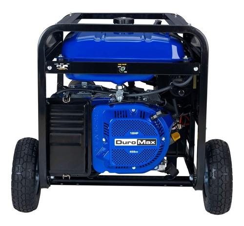 planta electrica duromax xp12000eh gas propano y gasolina