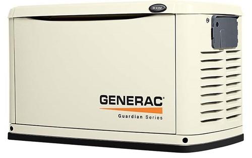 planta electrica generac guardian 8kw generador