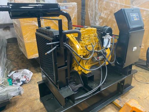 planta eléctrica hyundai 20 kva diésel trifasica 1800 rpm