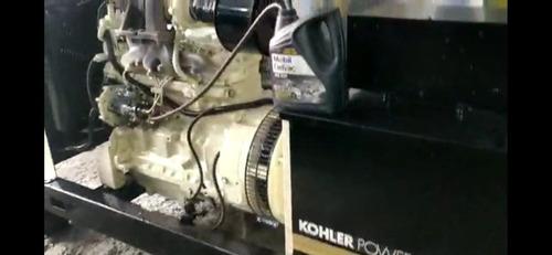 planta electrica kohler año 2000
