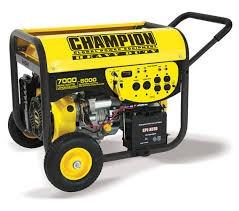 planta electrica marca champion 7000 watts americana.