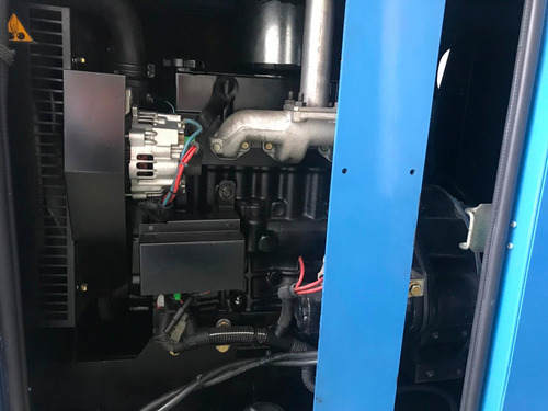 planta eléctrica mitsubishi diésel 20 kva sdmo