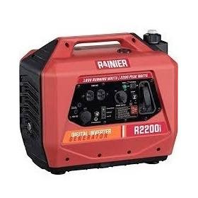 Planta Electrica Portatil Rainier 2200w Insonora Super Ofer