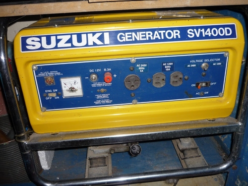 planta eléctrica suzuki