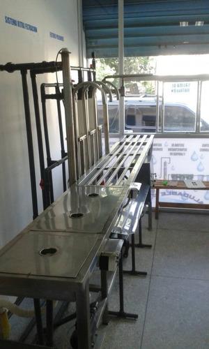 planta embotelladora de agua potable