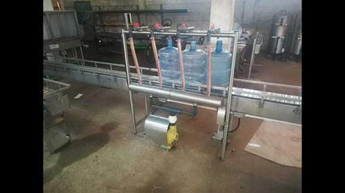 planta embotelladora de agua potable  botellon