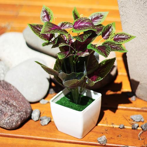 planta flor artificial