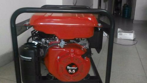 planta generador electrica toyama 2.4kw somos tienda