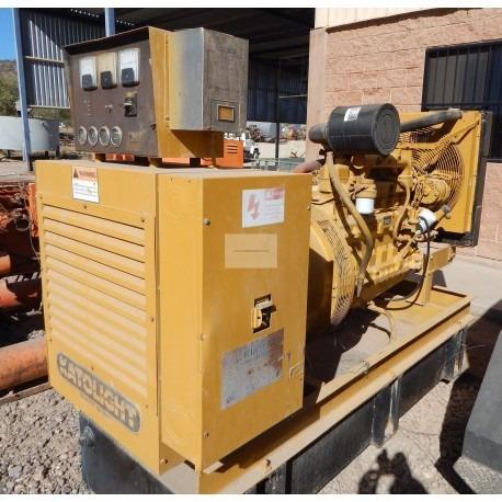 planta generadora 100 kw