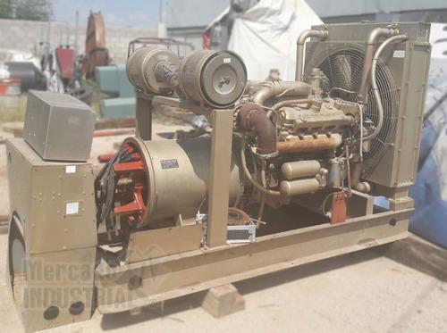 planta generadora 400 kw