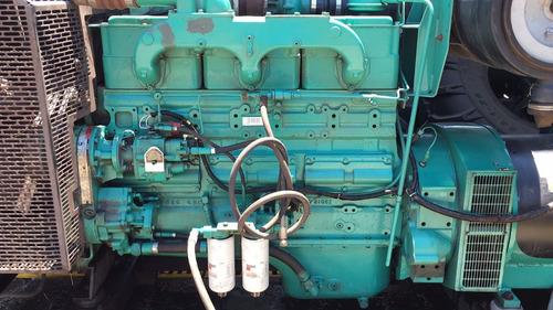 planta generadora 400kw  año 2012