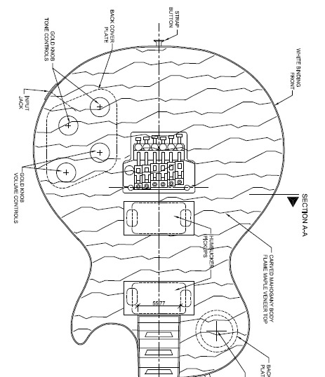 Les Paul Controls