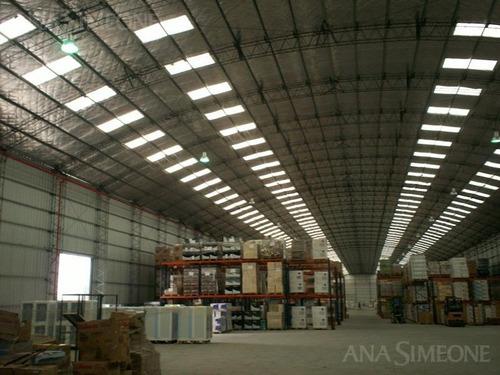planta industrial a estrenar 15.000m2  llave en mano