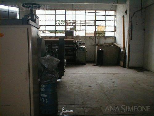 planta industrial de 4.350m2 en 3 plantas con excelente acceso