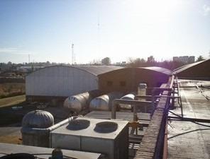 planta industrial en moreno - venta