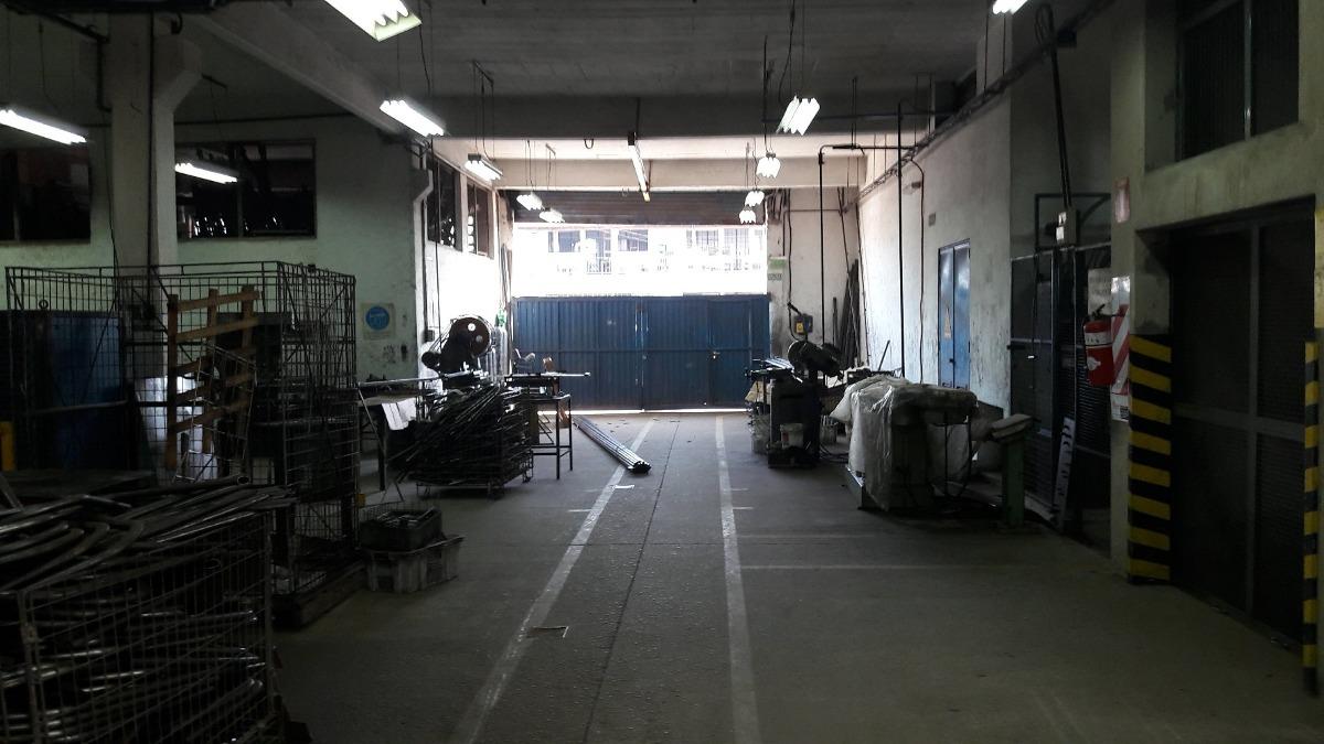 planta industrial en venta | av andrés rolón 2541/55, san is